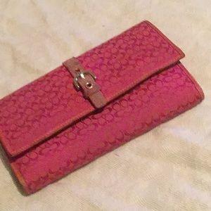 🌹Coach Wallet